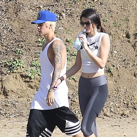 Kendall Jenner and Justin Bieber